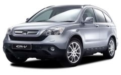 IPRAC - Car rental - Honda crv 2.0