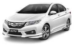 IPRAC - Car rental - Honda City 1.5
