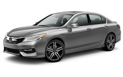 IPRAC - Car rental - Honda accord 2.0