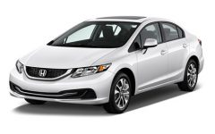 IPRAC - Car rental - Honda Civic 2.0