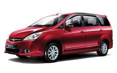 IPRAC - Car rental - Proton Exora 1.6