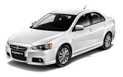 IPRAC - Car rental - Proton Inspira 2.0