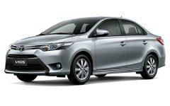 IPRAC - Car rental - Toyota Vios 1.5