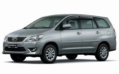 IPRAC - Car rental - Toyota Innova 2.0