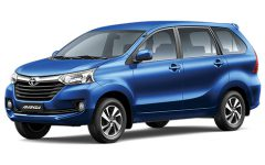 IPRAC - Car rental - Toyota avanza