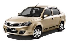IPRAC - Car rental - Proton Saga 1.3
