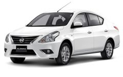 IPRAC - Car rental - Nissan Almera 1.5