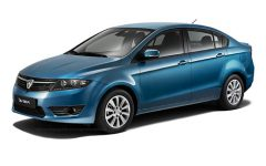 IPRAC - Car rental - Proton Preve 1.6