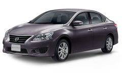 IPRAC - Car rental - Nissan Sylphy 2.0