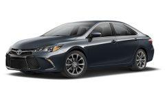 IPRAC - Car rental - Toyota Camry 2.0