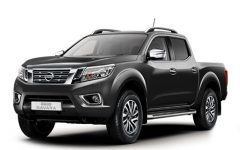 IPRAC - Car rental - Nissan Navara 2.5
