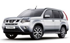 IPRAC - Car rental - Nissan X-TRAIL 2.0