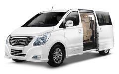 IPRAC - Car rental - Hyundai satrex 2.5