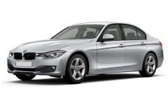 IPRAC - Car rental - BMW 3 Series