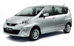 IPRAC - Car rental - Perodua Alza 1.5