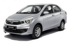 IPRAC - Car rental - Perodua Bezza 1.3
